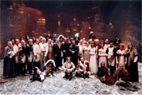 "After the ""war & Peace"" MET Opera 2002"